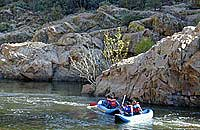 Rafting River Kayaking