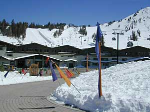Snow Resorts California
