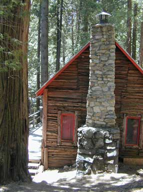 A Cabin In The Redwood Forest Of North Coast California Or Get Weekend Retreat Sequoia Deep Sierra Nevada