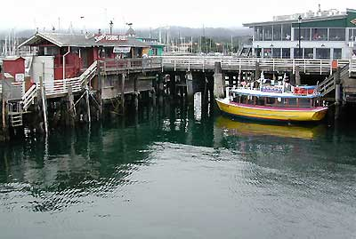 Monterey Wharf