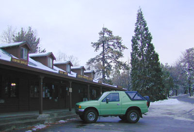 mt laguna lodge