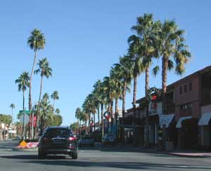 Riverside County California Rv Camping Palm Springs Desert