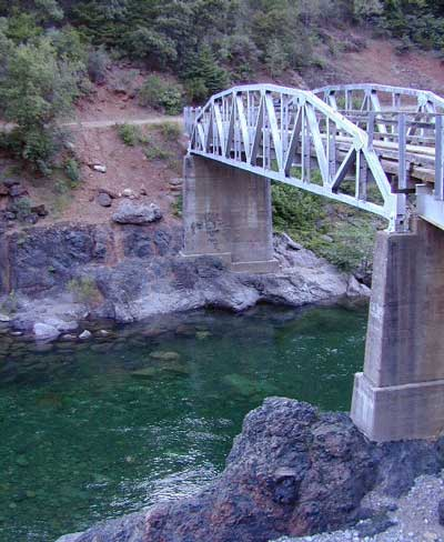 Paradise California, Paradise Feather River Hiking Trails