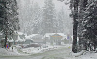 Snow Towns CA