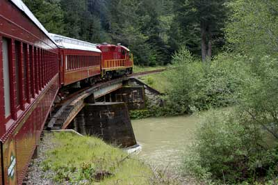Redwoods Tour Train