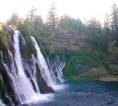 Waterfalls California