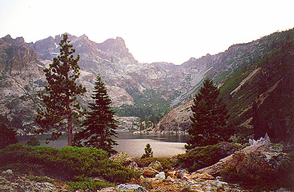 Upper Sardine Lake California