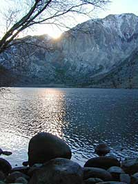 convict lake Eastern Sierra