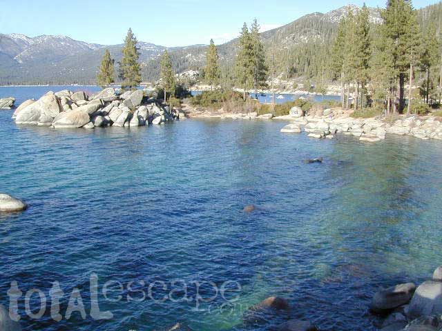 Tahoe lake ca tahoe lake cabin lake tahoe camping maps for Union valley reservoir fishing