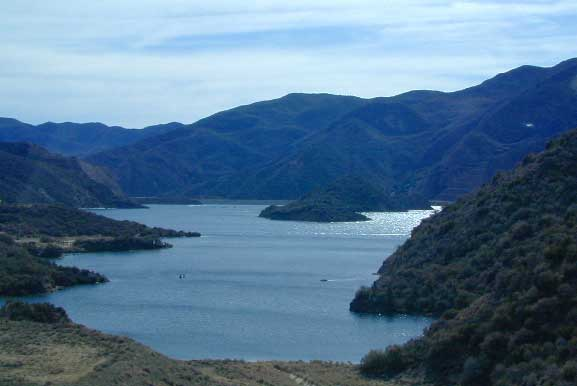 California Lakes