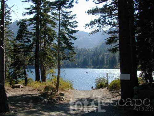 Sardine Lake California Camping