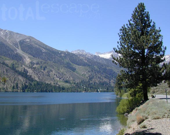 Twin Lakes, Eastern Sierra