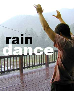 California Rain Dancer