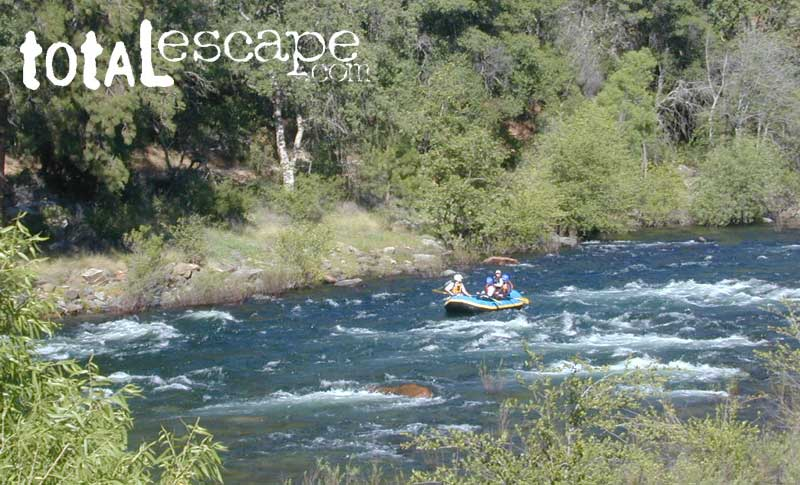 kings river rafting