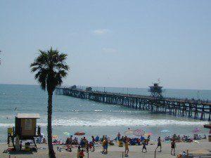 OC pier scene