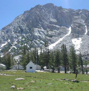 Vogelsang: High Sierra Camp