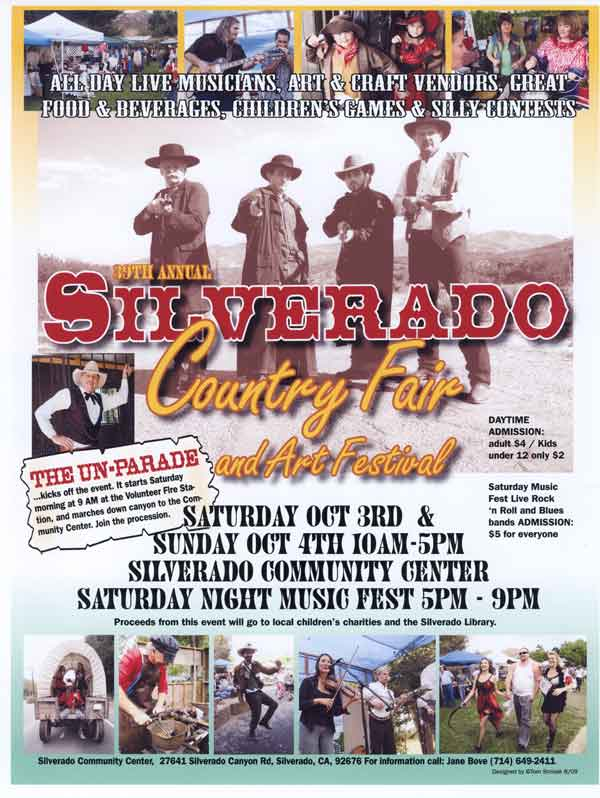 Silverado Country Fair