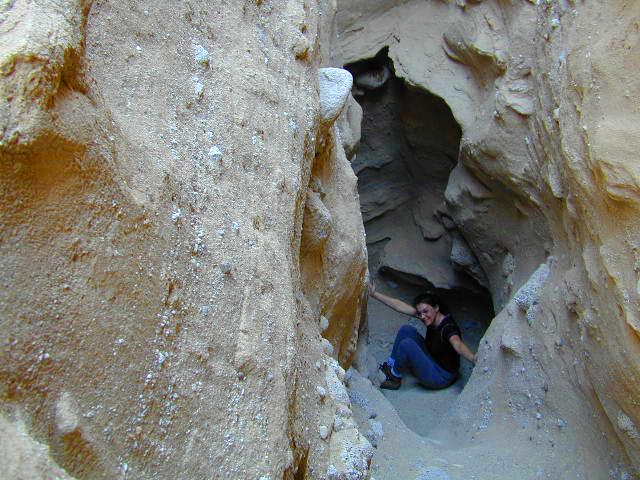 Anza Borrego Desert Slot Canyons