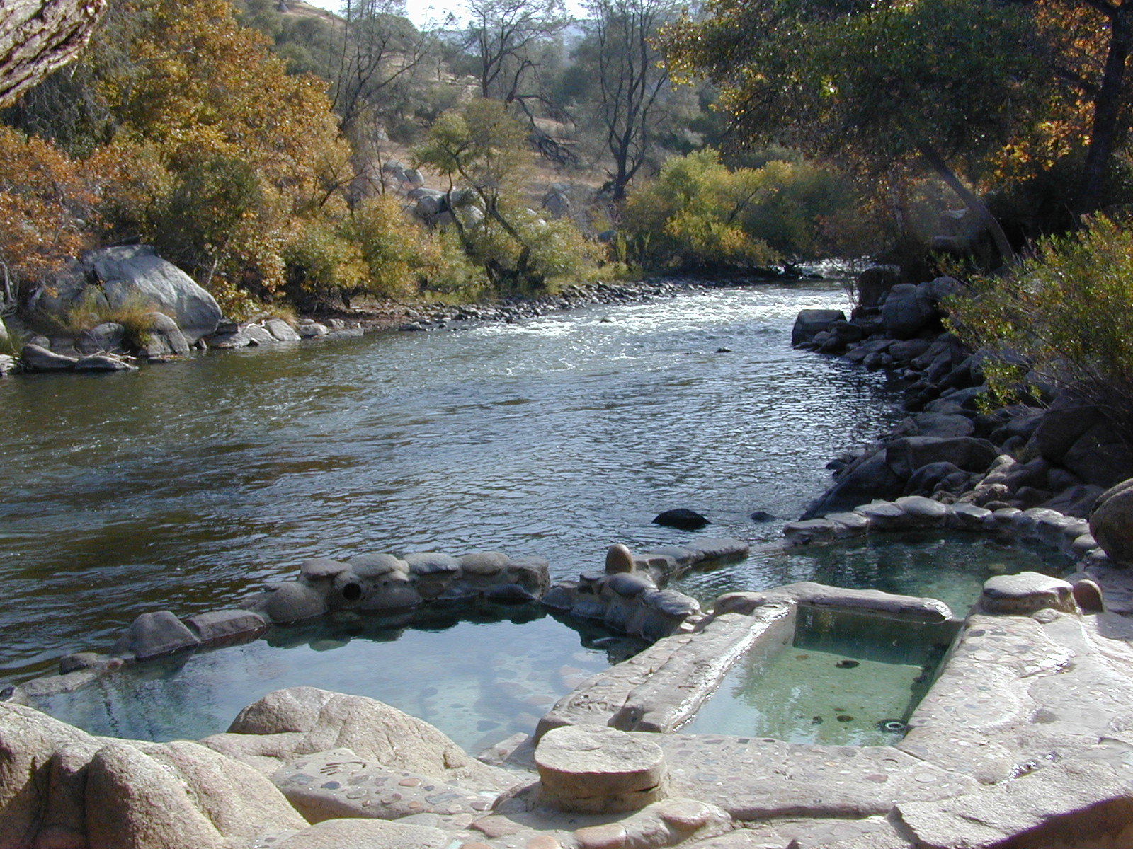 Hot Springs Hikes – Total Escape