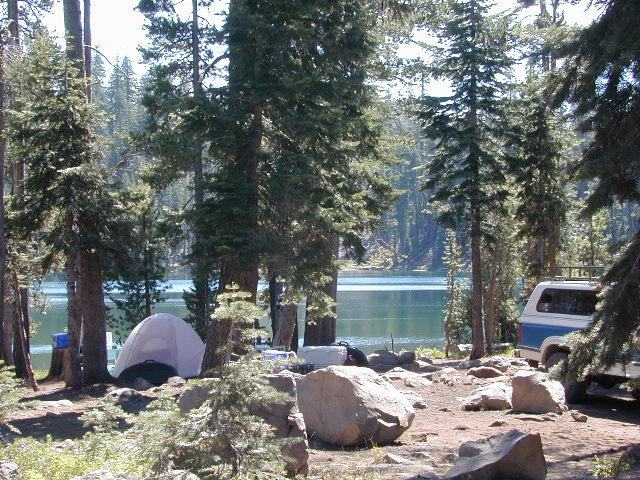 Lassen Lakes Total Escape