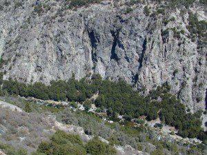 kern gorge