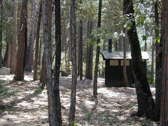 Western Divide Campground