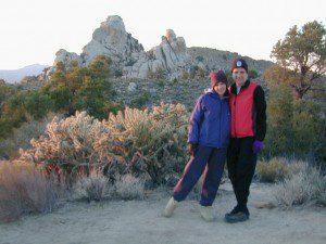 Mojave Scenery