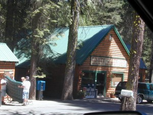 Dinkey Creek Store
