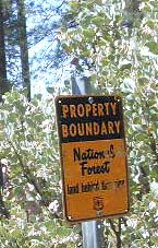 NF boundary