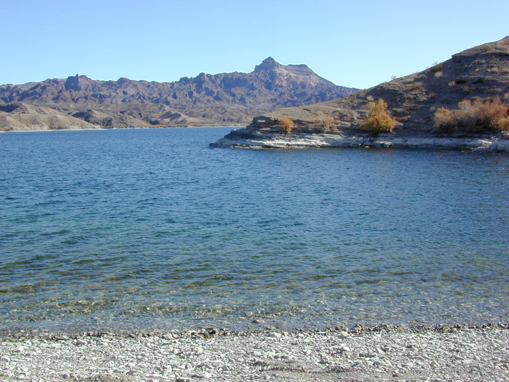 Camping vegas total escape for Lake mohave fishing
