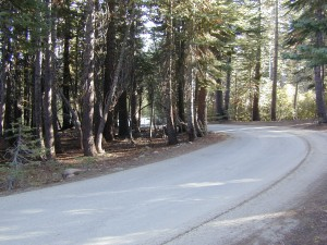 Tahoe Back Roads