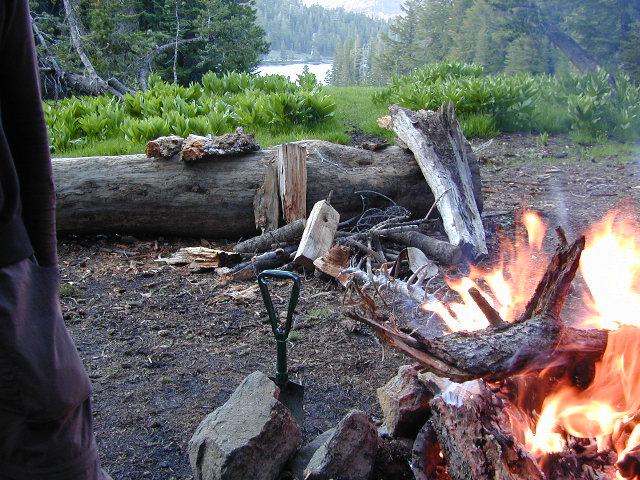 NO Campfires?