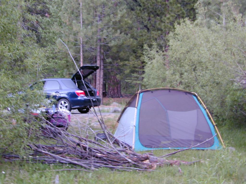 Cold Creek Camp