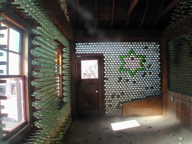 bottle house calico