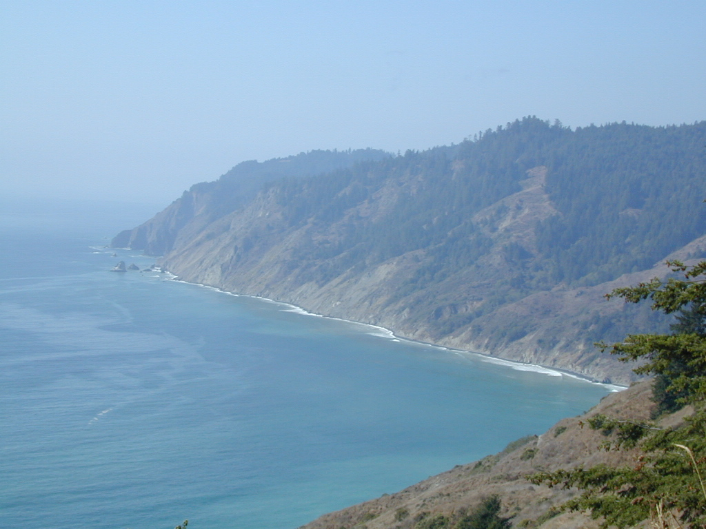 Lost Coast of California