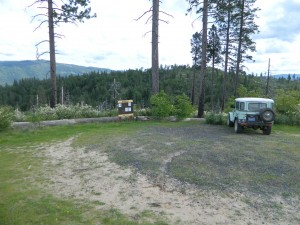 Trailhead Parking