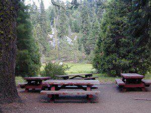 Western Divide Campground