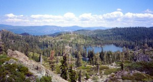 lakes basin views