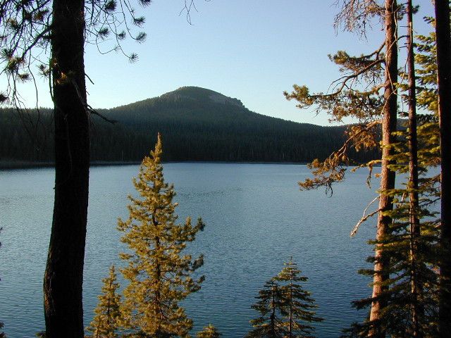 Little Grass Valley Reservoir