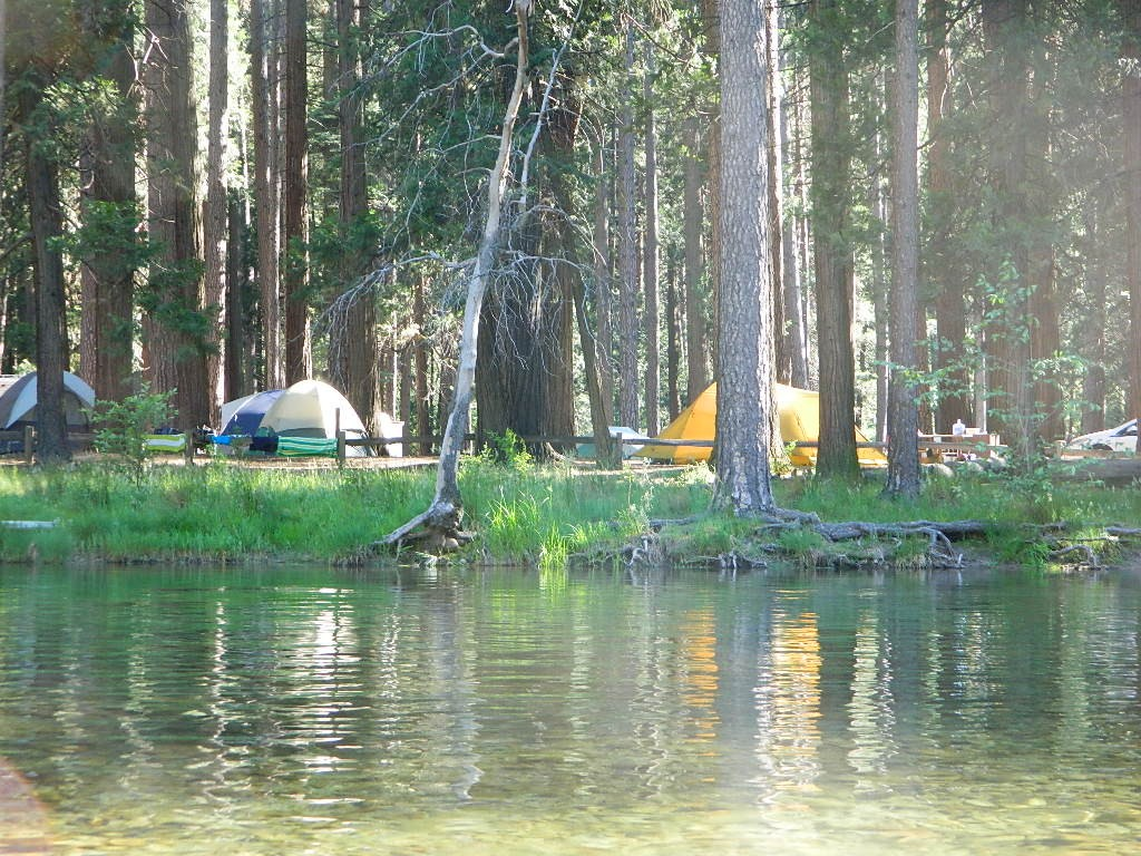 Tent Camp Yosemite Valley