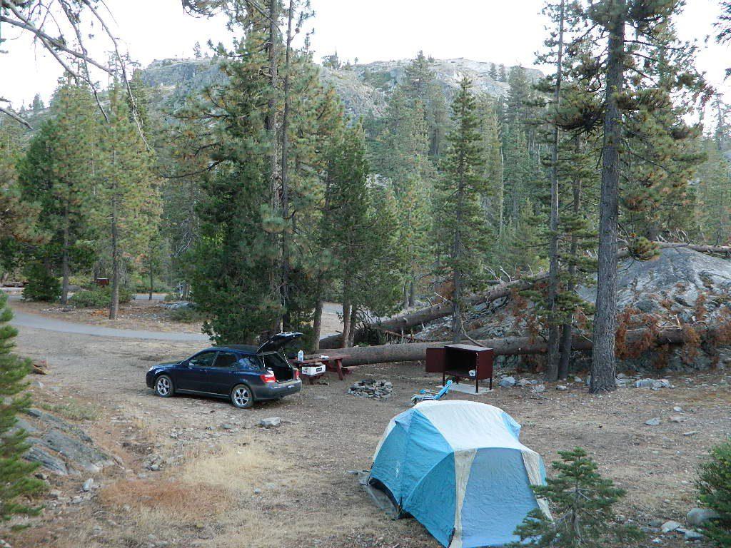 granite camp