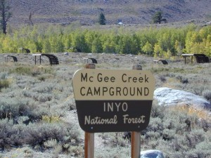 mcgee camp sign