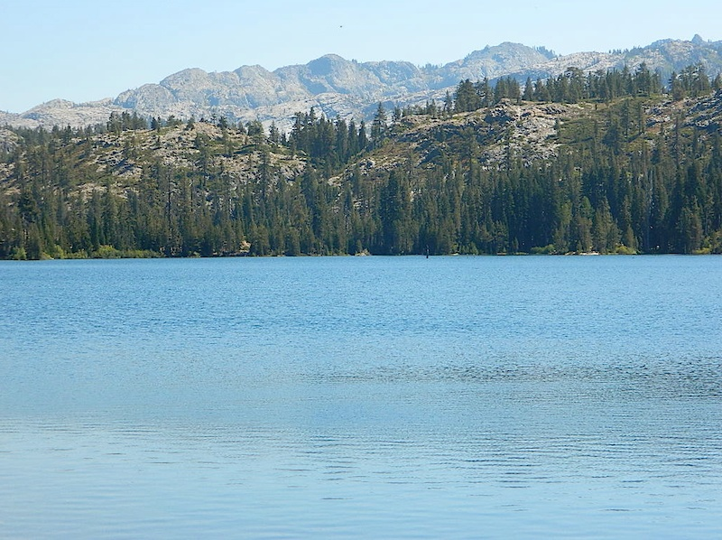 Sawmill Lake California