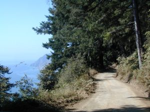 Lost Coast Roads