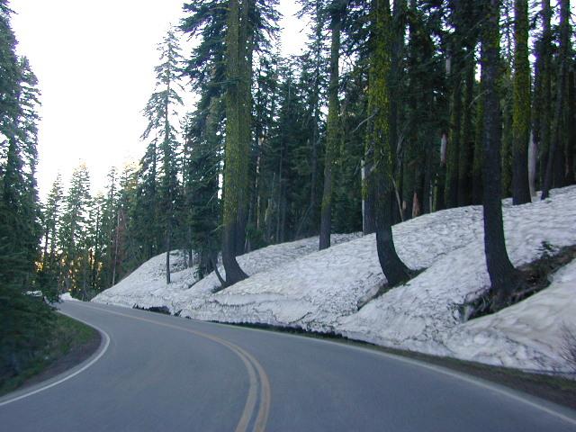 LaPorte Snow 2011