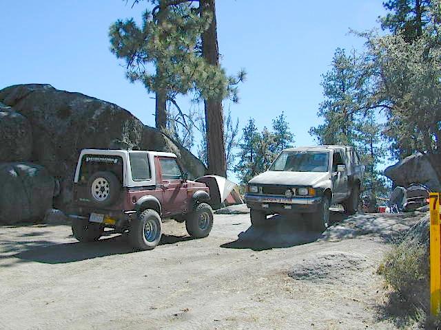 Yellow Post Campsites | Total Escape Outside