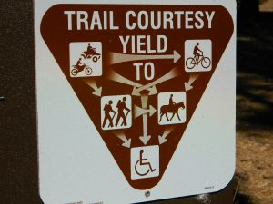 OHV Yields To All