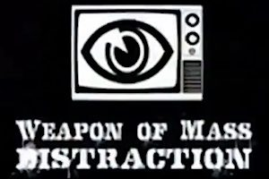 tv the big distraction