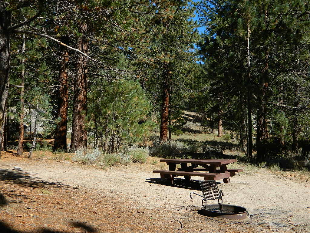 Horse Meadow Campground Total Escape