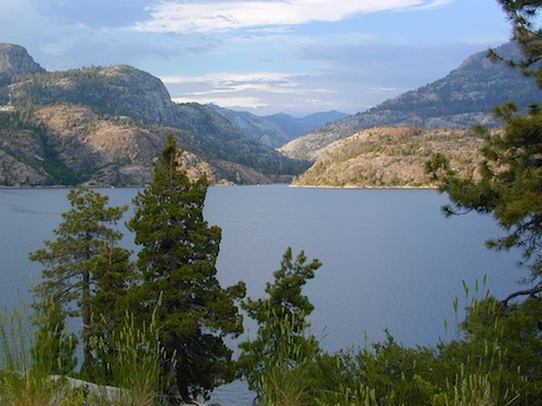 Wilderness Wishon California
